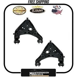 Front Lower Control Arm w/ Ball Joint Set Pair for Mazda Mercury Ford