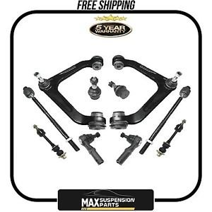 10 Piece Suspension Set for 03-05  Dodge Ram 2500 Ram 3500  $5 YEARS WARRANTY$