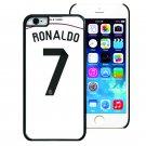 Cristiano Ronaldo Real Madrid Apple iPhone  6 6s Plus Case Cover