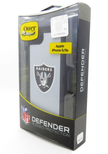 Otterbox Defender NFL Series Case Iphone SE & Iphone 5/5s With Holster