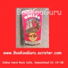 Hard Rock Cafe Dallas Texas - Pint Glass Series Pin - Rare ! - Limited Edition 500 ! BooKooGuru