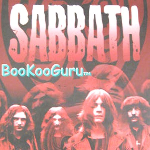 Black Sabbath - Poster  - Ozzy Osbourne - NEW  -  Tony Iommi - Mob Rules - BooKooGuru!