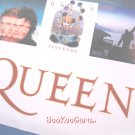 Queen - Poster  - Album Covers - NEW  -  Discography - Brian May - BooKooGuru!