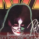 KISS Collector Cards - Series One - Peter Criss - Sealed Box !