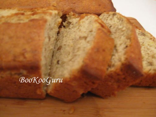 Banana Nut Bread Recipe, The Best You've Ever Had! Pecans or Walnuts!