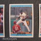 Donruss, 1992, Baseball Cards, Scott Kamieniecki, Jose Lind, Bill Spiers, Set of Three, Near Mint