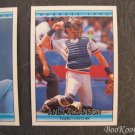 Donruss, 1992, Baseball Trading Cards, Andy Allanson, Mark Davis, Pat Combs, Set of 3, Near Mint
