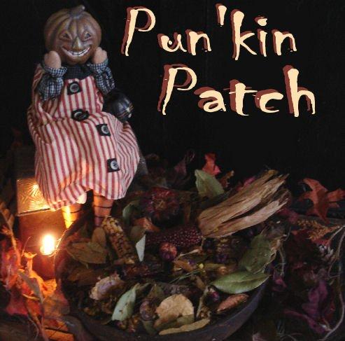 Punkin Patch Fall Porpourri (Pot Pourri)