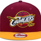 Cleveland Cavaliers Cavs Authentic New Era Snapback 9FIFTY NBA Lebron Cap Hat