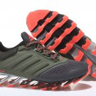 Adidas Springblade Running Shoes Outdoor Walking Shoes On Sale Usd65