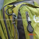 5 Pcs Outdoor DEC Camping Equipment Tool Costumes bags Zipper Tail Rope Anti-theft Longer
