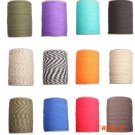 100meters Paracord 550 Paracord Parachute Cord Lanyard Rope Mil Spec Type III 7Strand 328F