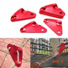 4pcs large size  Tent Wind Rope Buckle Outdoor Camping Wind Rope Stopper Awning Wigwam Adj