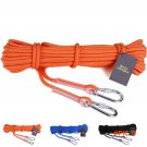 Excellent Quality 10M/Lot Climbing Auxiliary Rope 9.5mm Diameter Camping Ropes Camping Bun