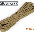 9.14m Hot Sale Paracord Parachute Cord Lanyard Rope Mil Spec Type III 7Strand 30FT Climbin