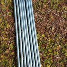 8pcs/lots18cm Aluminium Alloy Tent Peg Nail Stake with Rope Camping Equipment Outdoor Beac
