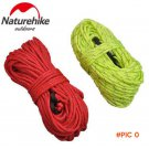 Naturehike Reflective Tent Rope Hiking Camping Windproof Fluorescent Guy Rope Tentorial Ro