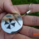 EDC Outdoor Steel Rope Burglar Keychain Stalker Soft Shell Tactical Retractable Key Chain,