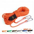 High Quality 12KN High Strength Rope 10M Professional Rock Climbing Cord 9.5mm Diameter Ou