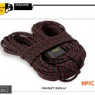 Portable Multifunctional 10m Paracord Rock 8mm Diameter Climbing Rope Camping Accessories