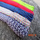 HOT Military Standard 550 Camouflage Paracord 7 Core 4mm Parachute Cord for DIY Tent Knife