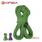 XINDA 10M Camping Rock Climbing Rope Outdoor Hiking 11mm Diameter 9.3KN High strength Cord