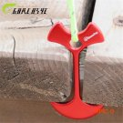 4pcs Tent Floor Nail Outdoor Fiestas Wedding Party Tent Peg Path Camp Wind Rope Anchor Cha