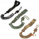 Outdoor Camping Hiking Belt Military Tactical Safety Belt Pistol Hand Gun Sling Paintball