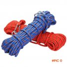 10meters Rock climbing rope 10 mm safety rope with buckle mountaineering ropes prompt drop