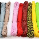 50FT/pc  2mm one strand  Paracord for Cord Lanyard Camping rope outdoor Climbing Camping R