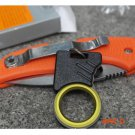 2016 Outdoor Necessary EDC tool Stainless Steel Rope Cutter Keychain Portable Emergency To