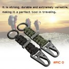 Military Army Utility Tactical Hunting Camping Hiking Paracord Cord with Firestarter Lifes