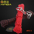 8mm New Paracord Parachute Cord Outdoor Rappelling Rope Climbing Safety Rope Lanyard Climb