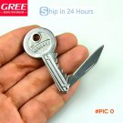 Folding key knife  Keychain Factory Outlet Stainless Steel Knife Outdoor Camping Tools Fol