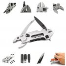 New Multi-tool Knife Gear EDC Set Adjustable Wrench Jaw Screwdriver Pliers Knife Camping S
