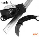 2016 New gift Fox Knife Karambit folding knife G10 handle Outdoor Training Claws Camping O