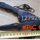 2015 New Tactical Fixed Blade Knife Outdoor Self-defense Diving Survival Kinfe Hunting Kni