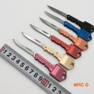 Portable folding pocket knife camping knife key tool Funny imitate Mini knife Hand Tools C