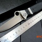 Custom WLF-9 G10 handle 9 cr13 steel blade folding knife outdoor camping survival tool Tac