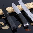 1X Camping Tactical Knife Foldable Pocket Knife Folding Hunting Knife Oudoor Survival Kniv