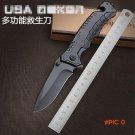 Tactical knife BOKER pocket multi tool folding knife outdoor survival camping knife 440C b