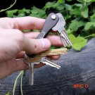 EDC camping Outdoor Key Holder Folder Key Clip Pocket tool,all the keys,small tools (knife