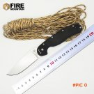 BMT RAT Model 1 Folding Blade Knife Tactical Knives AUS-8 Blade G10 Handle Camping Hunting