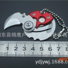 Ben Coin folding knife 9Cr18MoV blade G10 or carbon fiber + steel handle outdoor Survival