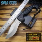 Very Sharp Cold Steel Camping Folding Knives ABS engineering plastic handle Camping Outdoo