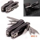 Brand High Quality 9 In1 Pocket Tool Plier Portable Stainless Steel Multi Tools Mini Plier
