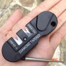 EDC Outdoor   4 IN 1 Knife Sharpeners Equipment Camping Multi Function Sharpening  kits Ca