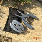 Multipurpose Camping Survival Folding Pocket Plier Multifunctional EDC Adjustable Outdoor