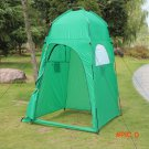 Portable Shelter Camping Shower Tent Changing Toilet Room Outdoor Privacy Camp showing pho