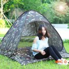 Quick Cabana Beach Tent Sun Shelter Foldable Portable UV Protection Camping Beach Tent 2-3